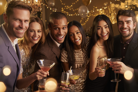 party night events in small businesses