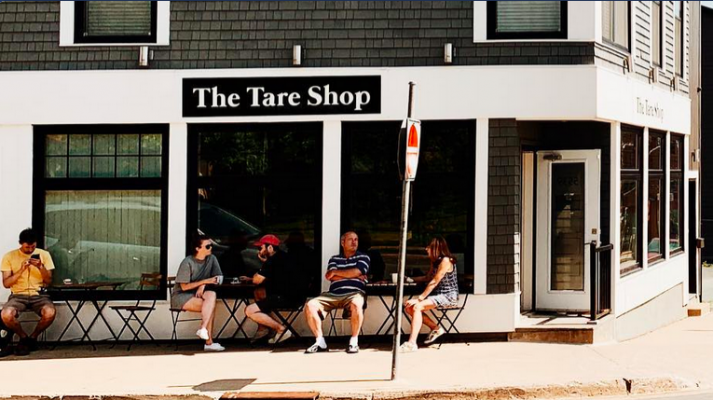 zero waste Tare Shop in Halifax